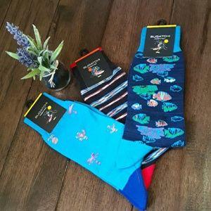 Bundle Bugatchi Socks
